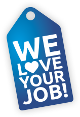 We love your job!